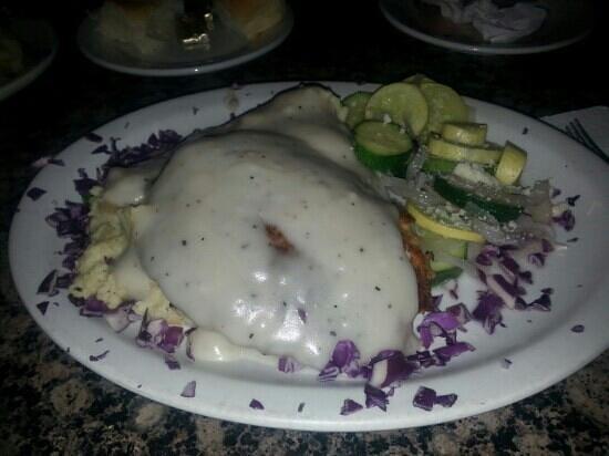 Keg Lounge: Chicken Fried Chicken