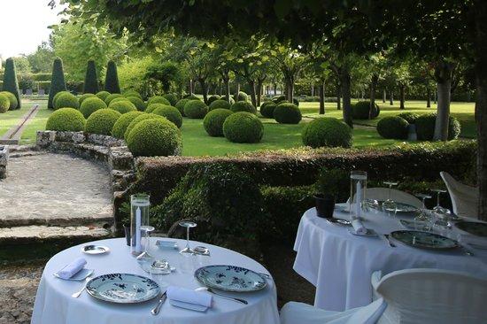 Le Vieux Logis : restaurante