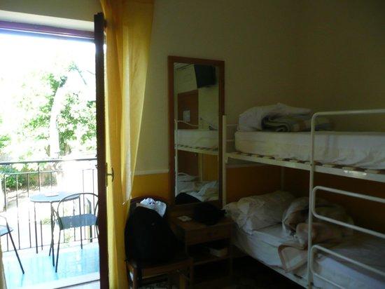 Hotel Florida : hostel