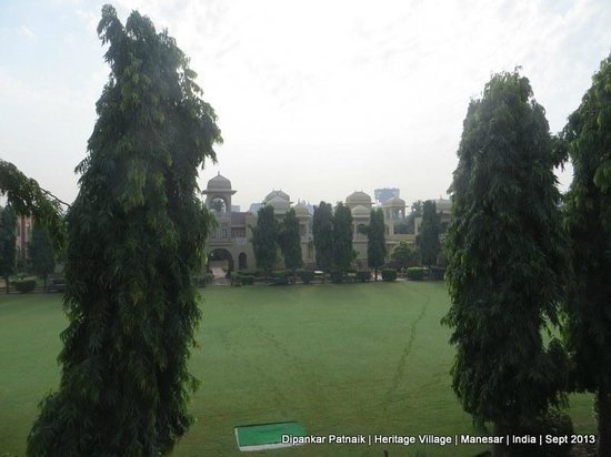 Heritage Village Resort & Spa, Manesar, Gurugram: Grounds
