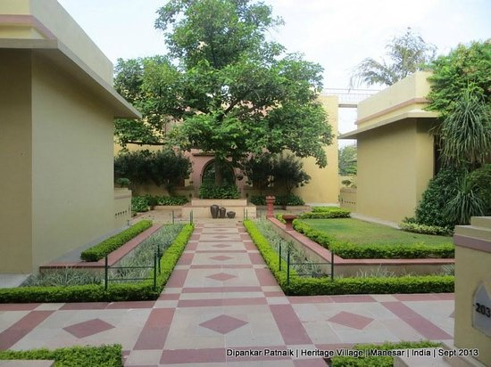 Heritage Village Resort & Spa, Manesar, Gurugram: Scenic Locale