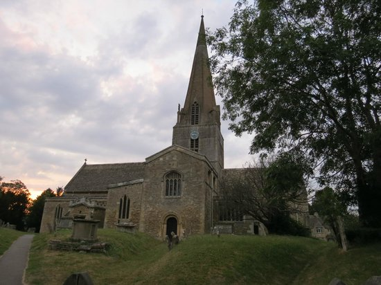 Bampton, UK: St Mary's Church