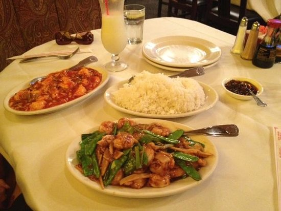 Mandarin House: His and Hers