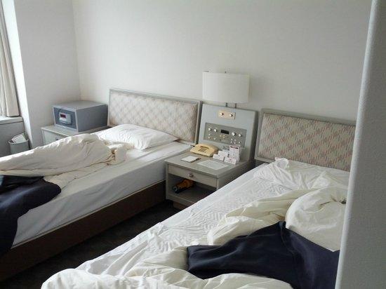 New Furano Prince Hotel : ビジネスホテル並み その1