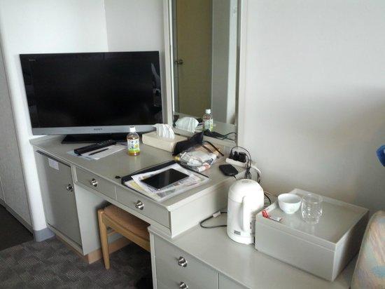 New Furano Prince Hotel: ビジネスホテル並み その2