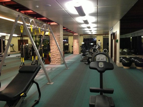 salle de sport picture of sofitel dubai the palm resort spa dubai tripadvisor. Black Bedroom Furniture Sets. Home Design Ideas
