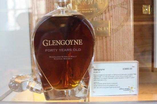The Scotch Whisky Experience: Rare Single malt