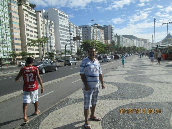 Avenida Atlantica : AV ATLÂNTICA