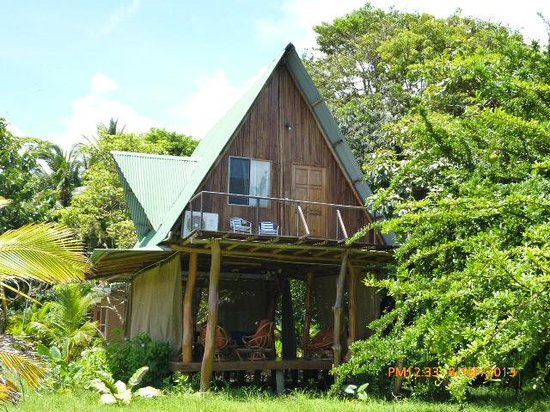 Ostional Turtle Lodge: Chalet