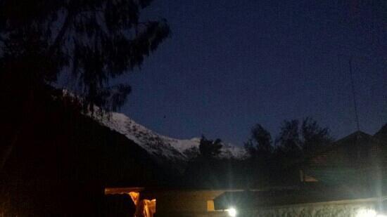 Noche En Santuario Del Rio