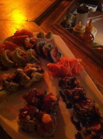 Chile Rojo: Sushi
