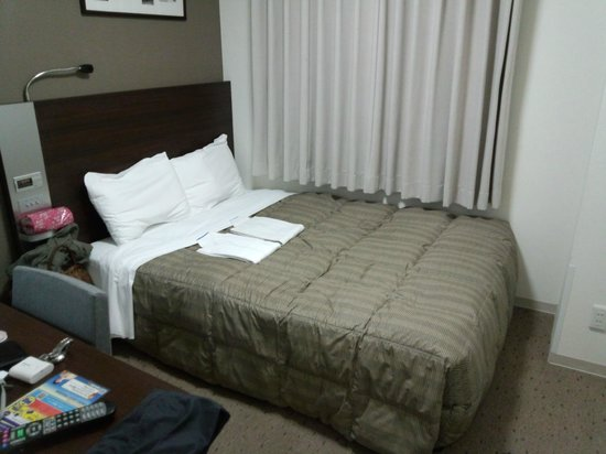 Comfort Hotel Tsubamesanjo: 客室