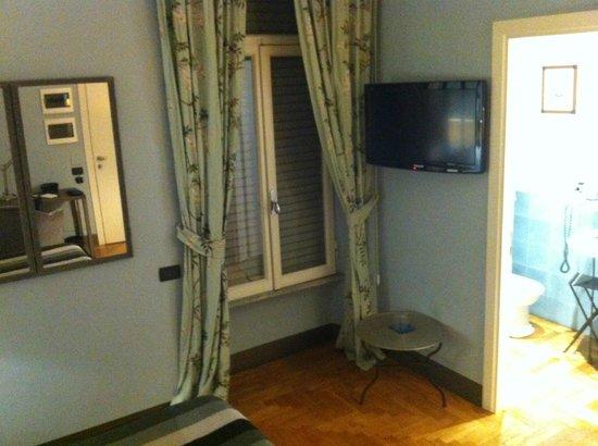 Hotel Villa Linneo: Room
