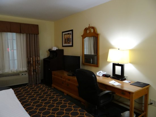 Best Western Mason Inn : View of the room