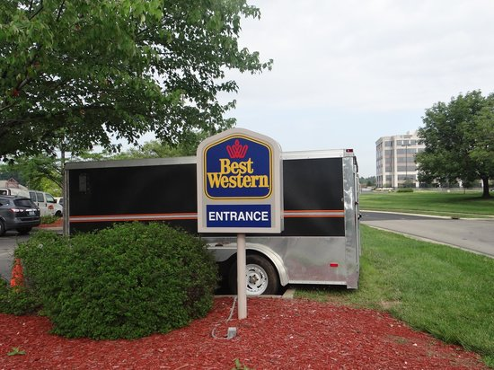 Best Western Mason Inn: Board