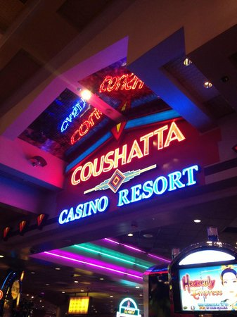 Coushatta Casino Resort: Sign