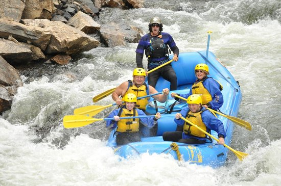 Clear Creek Rafting Company : Great Rafting Experience
