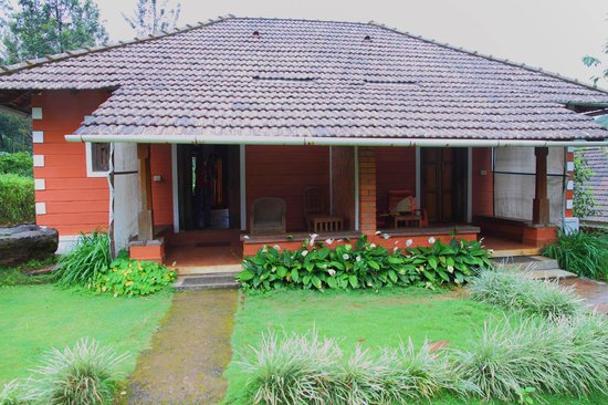 Kabbe Holidays: View of our cottages