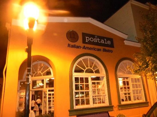 Il Postale: front view