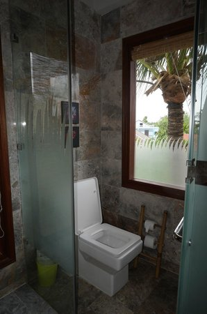 Hoi An Chic Hotel: Toilet