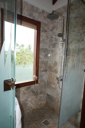 Hoi An Chic Hotel: shower