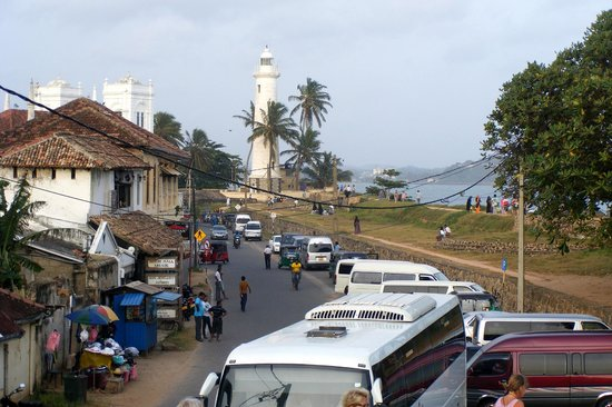 Galle Fort: Lighthouse