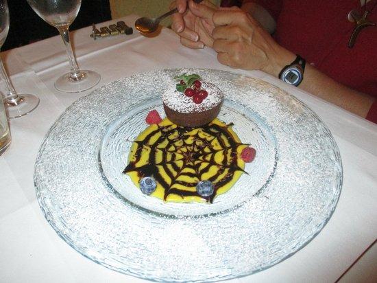 Hotel Restaurant La Verna: A delicious conclusion to a meal