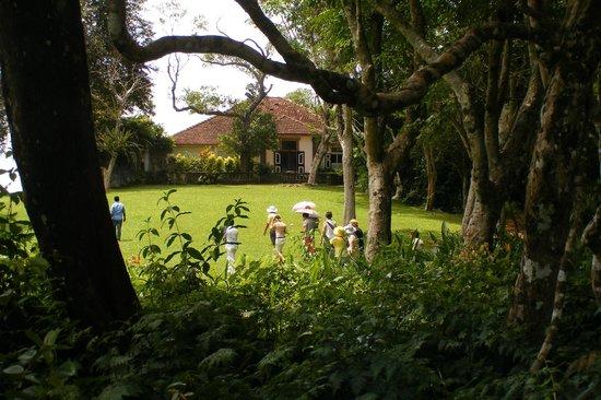 بينتوتا, سريلانكا: The main house