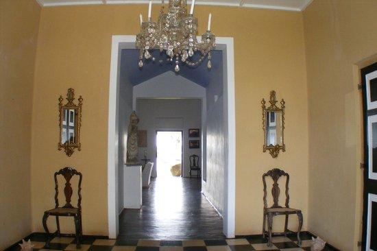 بينتوتا, سريلانكا: Looking into the main house