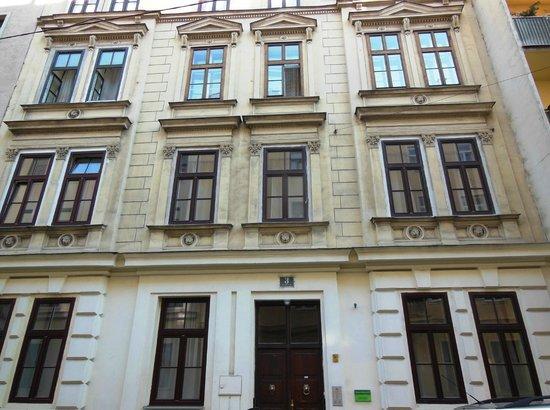 Appartements Hermine: Palazzo signorile