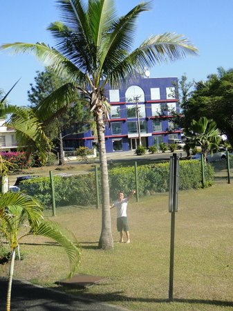 Mercure Nadi : Hotel Area