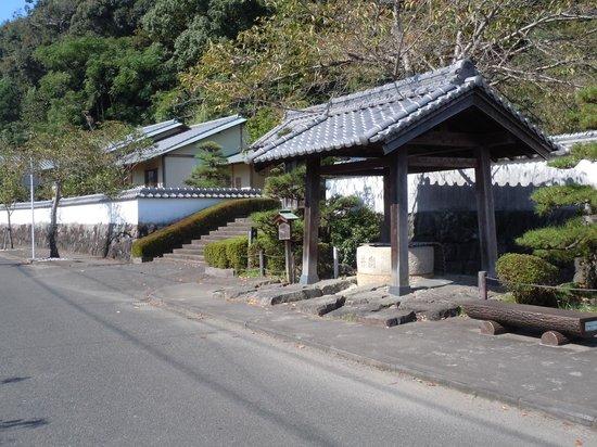 Saiki Castle Sannomaru Yagura Gate: 佐伯城下