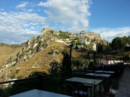Hotel Villa Sonia : view