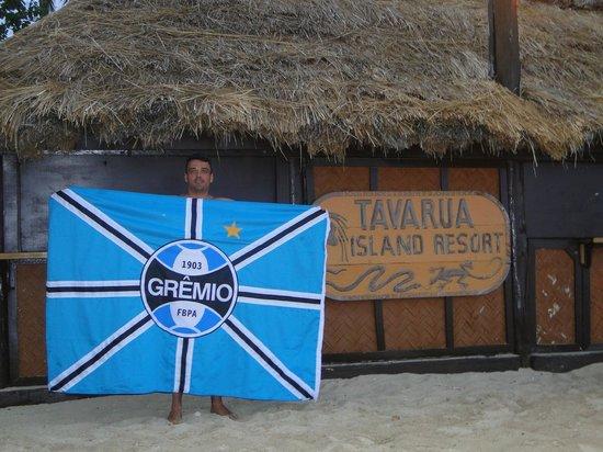 Tavarua Island Resort: When you get there...