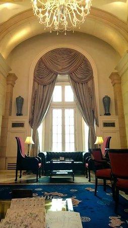 Raffles Beijing Hotel : Hotel lobby