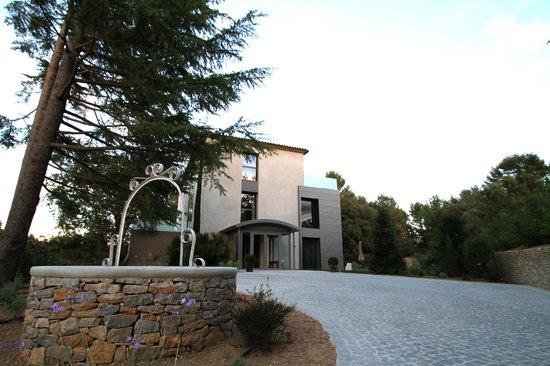 Villa Rampale : Entrée