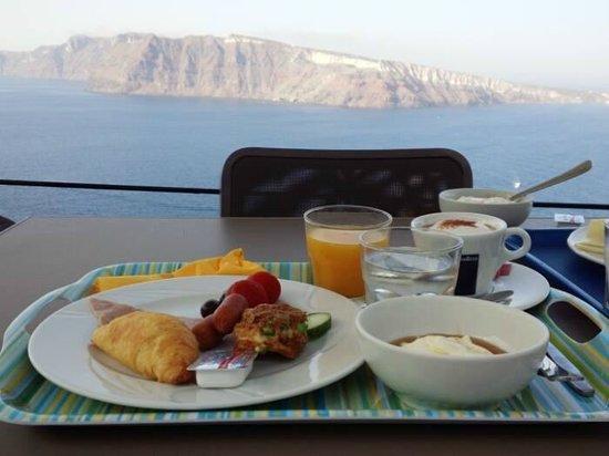 Esperas: 朝食