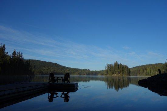 Star Lake Resort: Lake view
