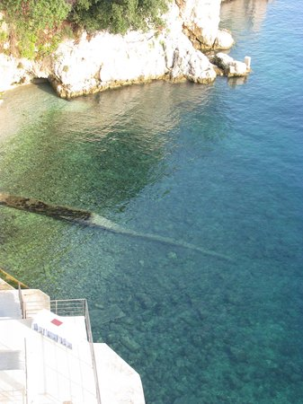 Hotel Jadran: beach1