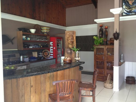 Тутуила, Американское Самоа: Kitchen