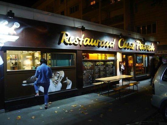 Chez Patoch': le restaurant