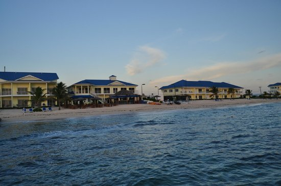 Wyndham Reef Resort : View from the Pier