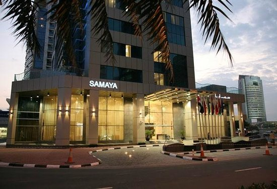 Samaya hotel exterior day view picture of samaya hotel for Tripadvisor dubai hotels