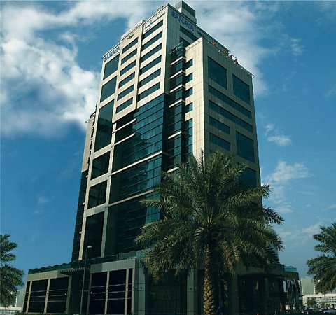 Samaya Hotel - Deira: Samaya Hotel Exterior - Day View