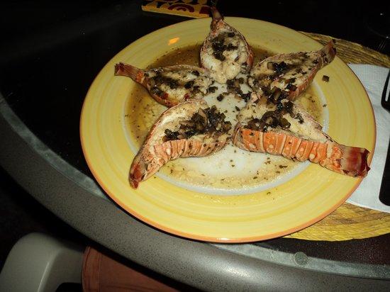 El Chapulim: aragosta super