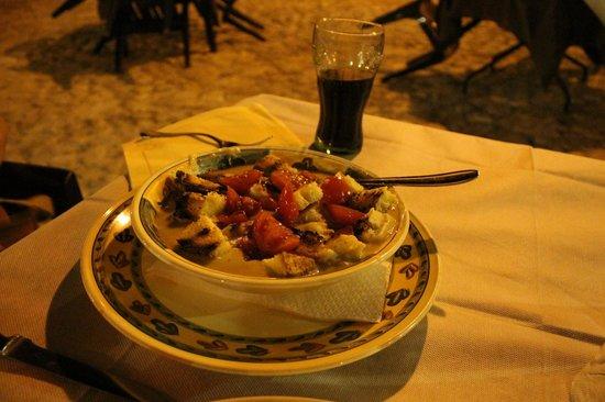La Talpa: 야채 스프