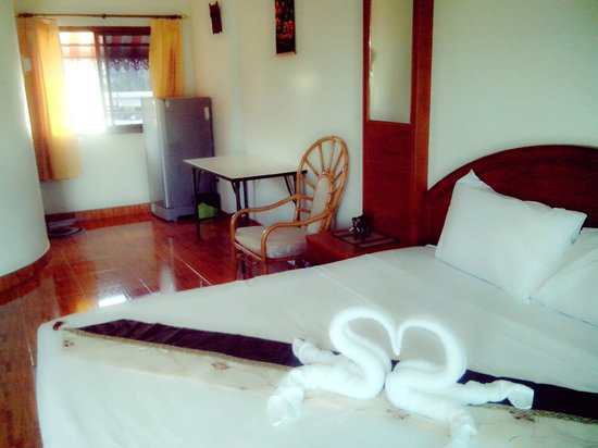 The Guest House: Bedroom