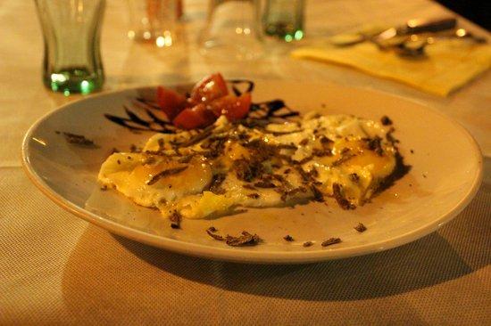La Talpa: 비싼 계란 후라이