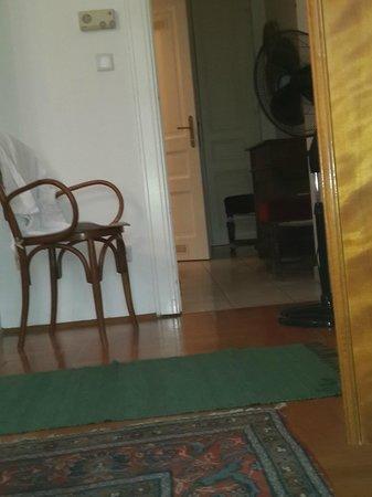 Villa Kumpf: room