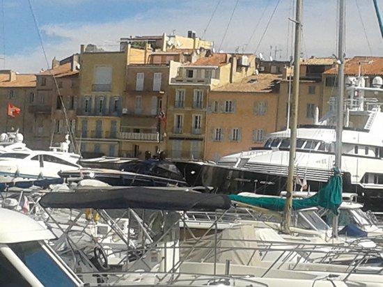 BJ Riviera Holidays: St Tropez